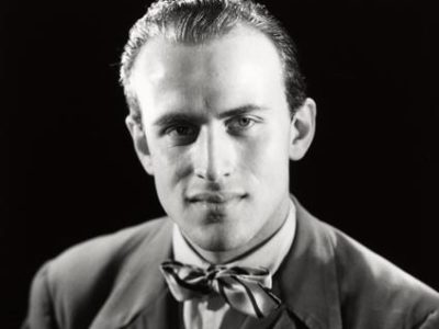 Boris Vian par le Studio Harcourt