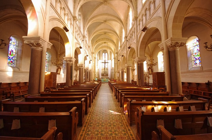 Le confinement crash-test pour l'Eglise catholique
