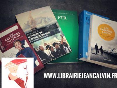 Réouverture progressive des librairies protestantes