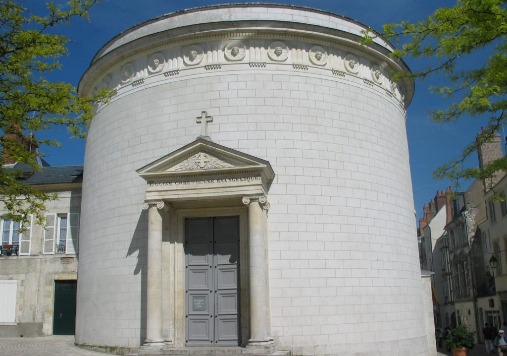 Église protestante Unie d'Orléans : une terre huguenote méconnue