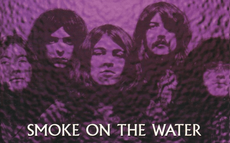 «Smoke on the Water», de Deep Purple