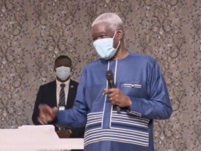 L'Église du pasteur Mamadou Karambiri a rouvert ses portes