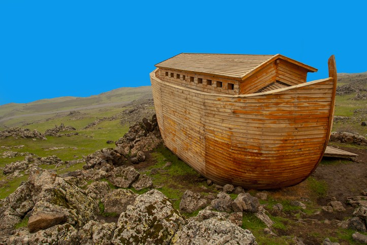 Le confinement de Noé est-il une leçon ?
