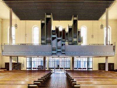 L' Allemagne prépare la réouverture des lieux de culte