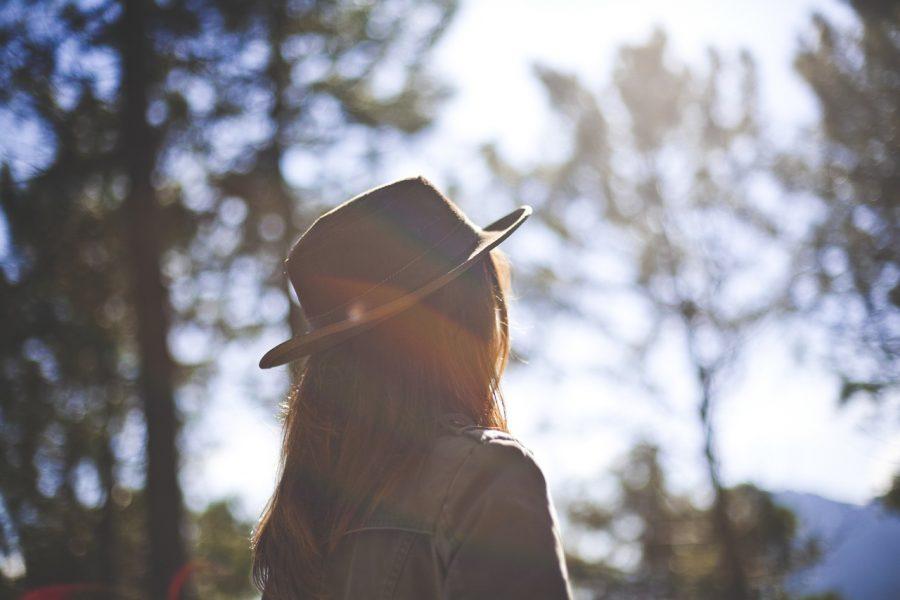 Coup de chapeau en temps de confinement