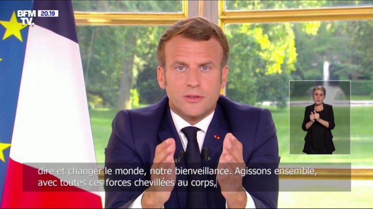 Emmanuel Macron : priorité absolue à la production