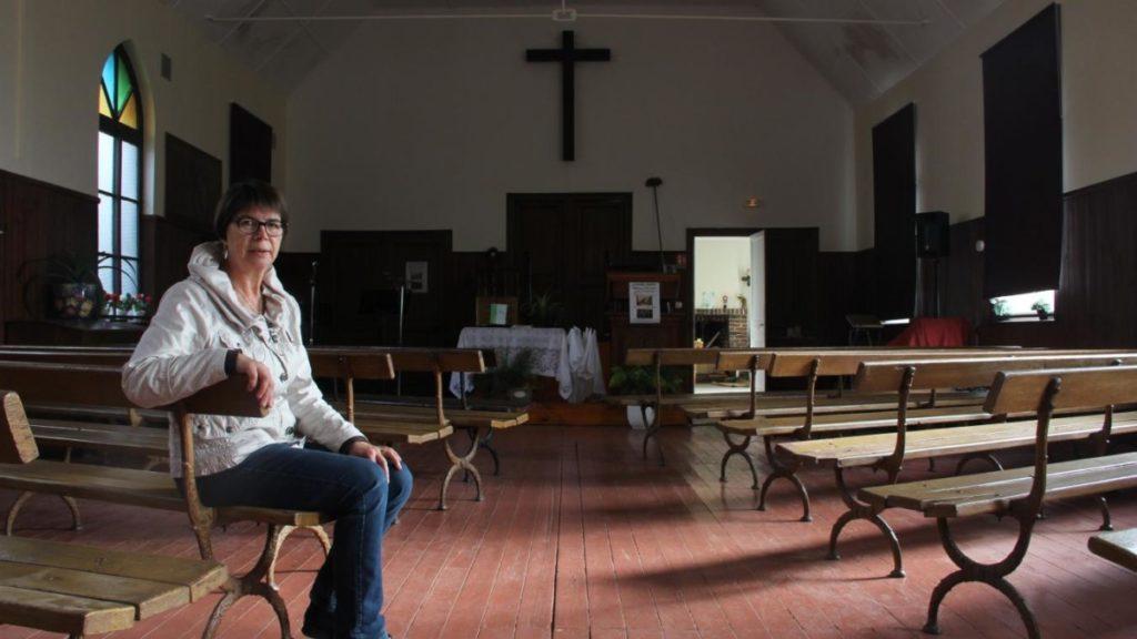 Confinement : le vécu de Thérèse Pokorski, pasteure à Auchel