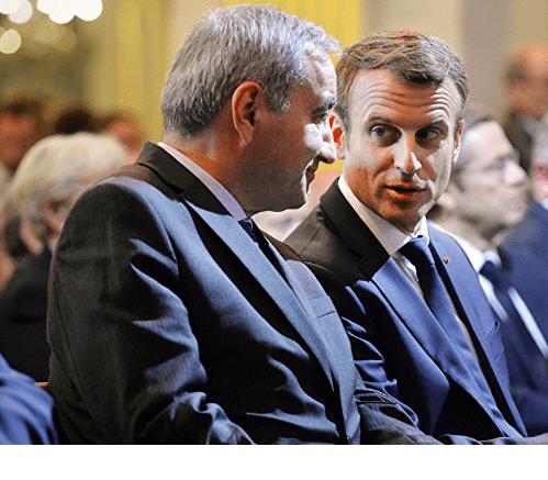 « Jour d'après », le plaidoyer remis à Emmanuel Macron