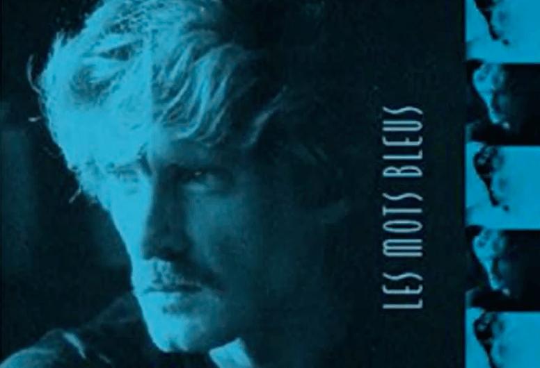 « Les mots bleus », de Christophe