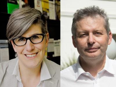 3 questions aux doyen.nes : Valérie Nicolet et Gilles Vidal