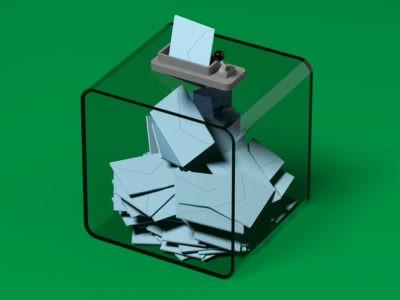 Municipales : la France en habit vert