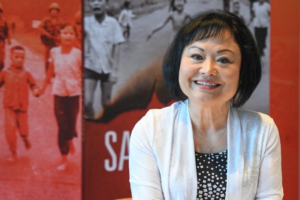Kim Phuc : « Le pardon m'a permis de survivre »