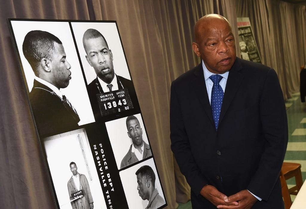 Disparition de John Lewis, combattant pour les droits civiques
