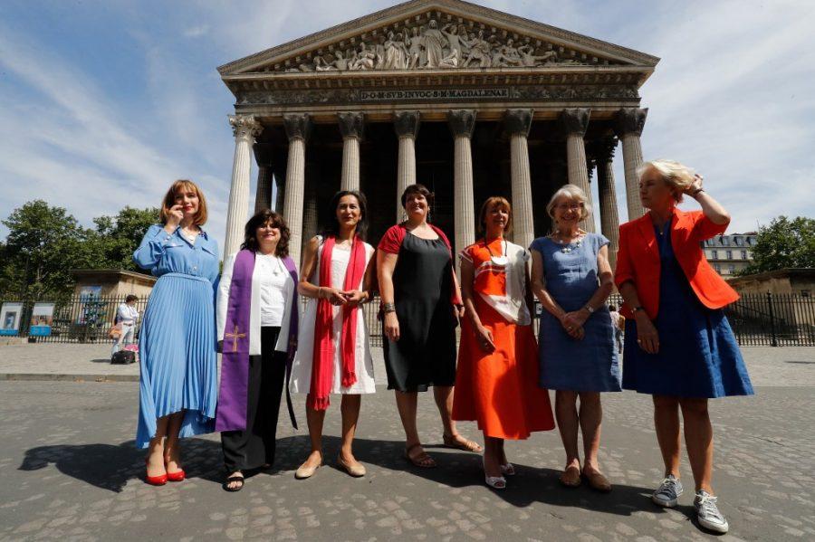 7 femmes qui veulent faire bouger les lignes au sein de l'Église catholique