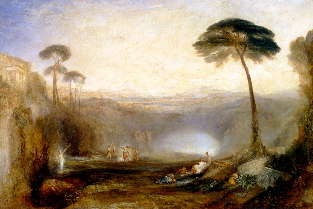 William Turner, un peintre sous influences