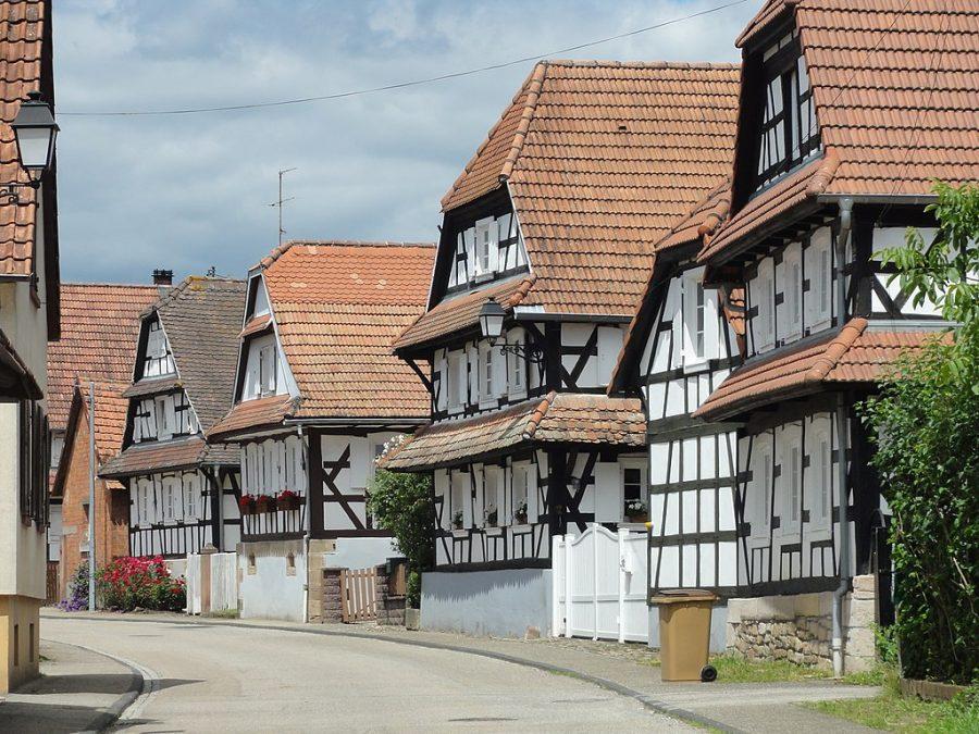 Hunspach, élu village préféré des Français