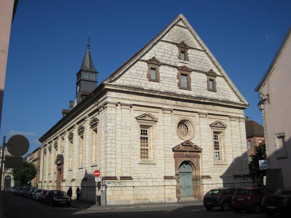 Loto du Patrimoine : le plus vieux temple protestant de France sélectionné