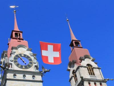 Éloge de la Suisse