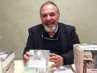 l'historien protestant Bernard Cottret est décédé