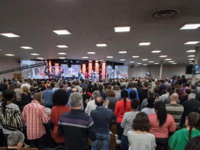 Les cultes ont repris à l'Eglise de la Porte ouverte