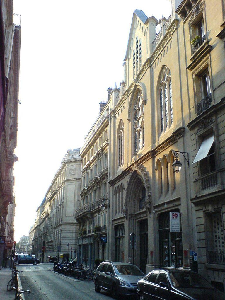 L'Eglise Baptiste de France fête ses 200 ans cette année