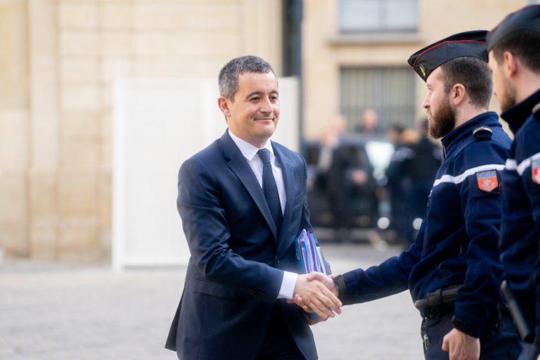 Gérald Darmanin joue un nouveau round contre l'islam politique