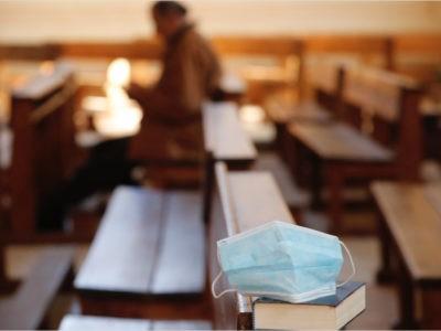Les églises, prêtes à affronter une deuxième vague