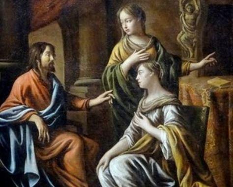 Jésus et ses ami(e)s