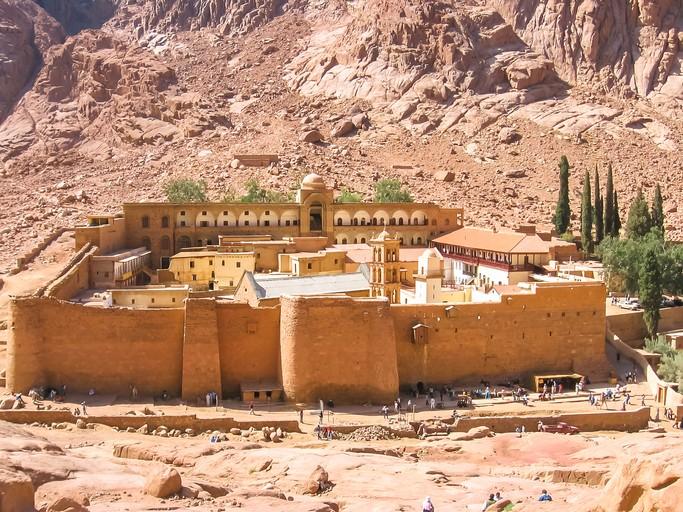 L'Egypte veut rendre le monastère Sainte-Catherine plus touristique
