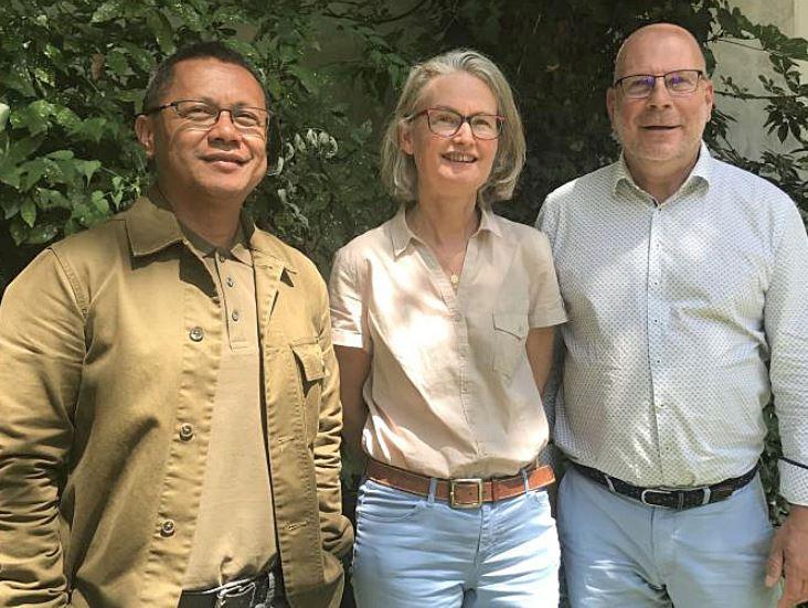 3 ministres au service des régions