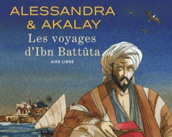 Les voyages d'Ibn Battuta en BD