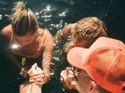 Justin Bieber et Hailey Baldwin baptisés