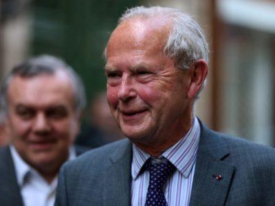 Décès d'Antoine Rufenacht, protestant et ancien maire du Havre