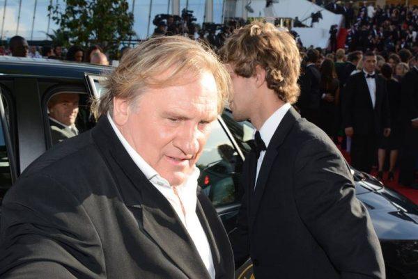 Gérard Depardieu s'est converti au christianisme orthodoxe