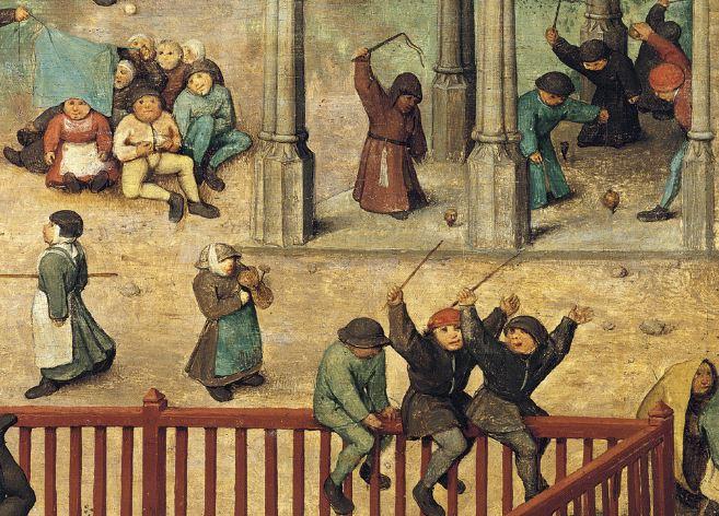 Les enfants bourreaux au temps des guerres de religion