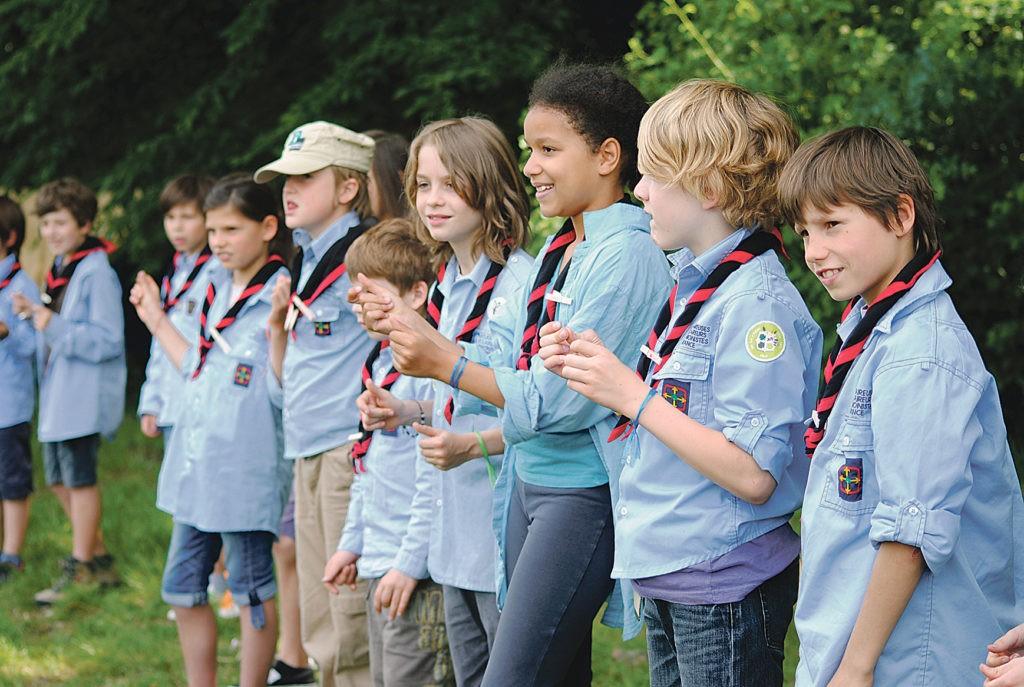 Comment s'est passé l'été pour les camps scouts ?