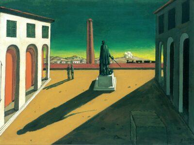 Giorgio de Chirico, la peinture métaphysique