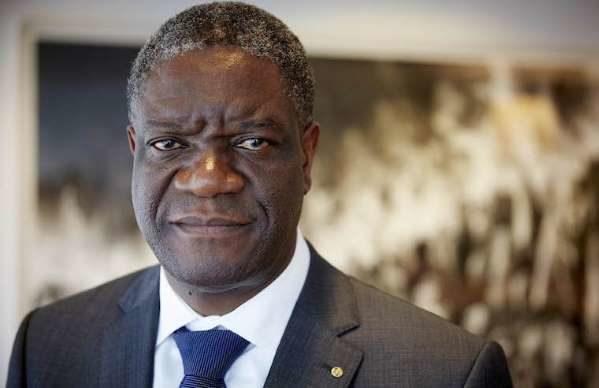 Denis Mukwege, citoyen d'Honneur de la ville de Paris