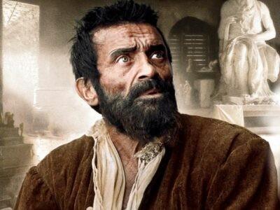 Michel-Ange… saisissant portrait d'une divine canaille