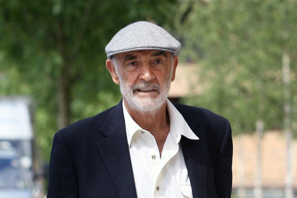 Sean Connery… Adieu Bond !