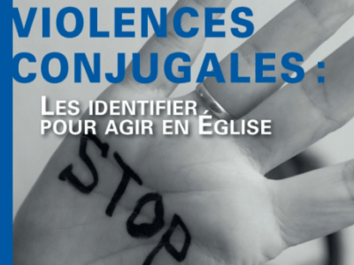 Agir en Eglise contre les violences conjugales