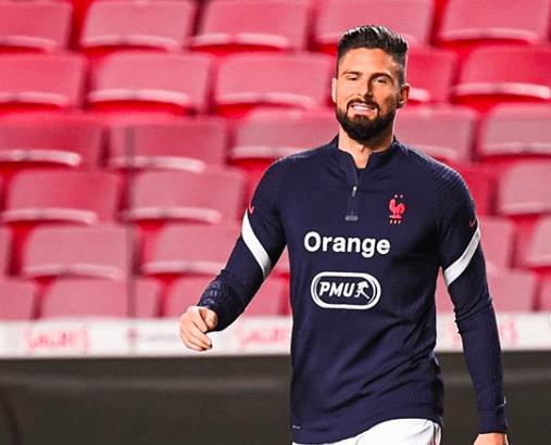 """Olivier Giroud : """"assumer sa foi en Jésus"""""""