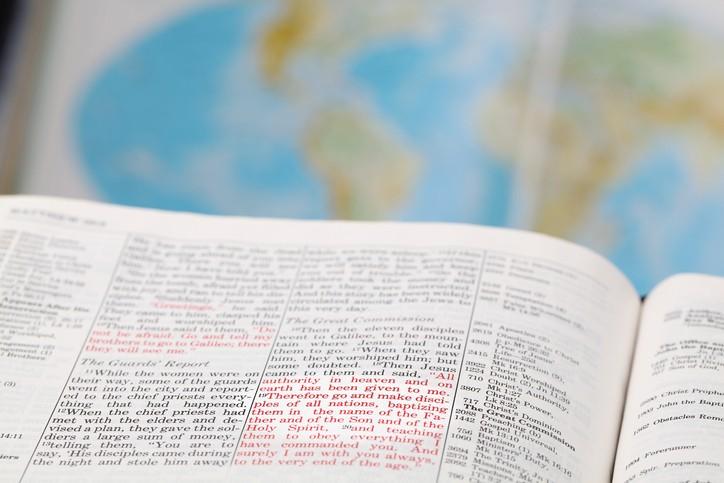 Les protestants dans le monde