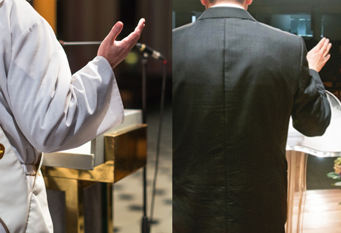 Pasteur, prêtre, quelles différences ?