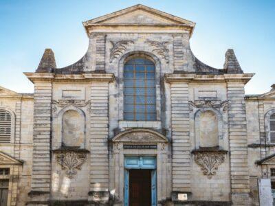 Eglise Protestante Unie de La Rochelle : « Une Église à bras ouverts »