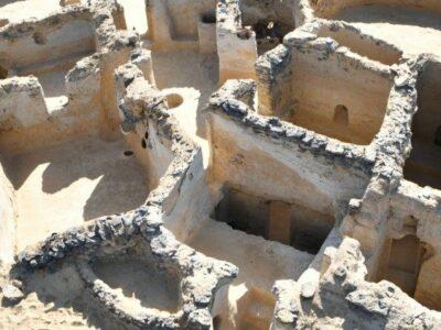 Un des plus vieux monastères chrétiens identifié dans le désert égyptien