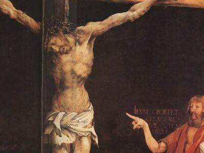 Écouter le scandale de la croix avant de chercher à l'expliquer