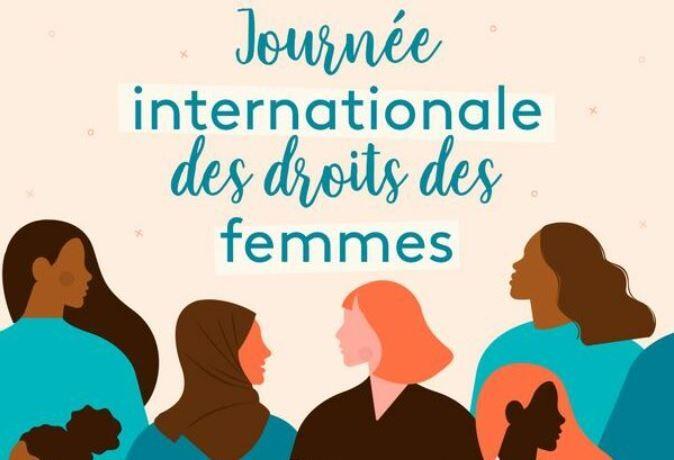 Journée mondiale des femmes… et des hommes