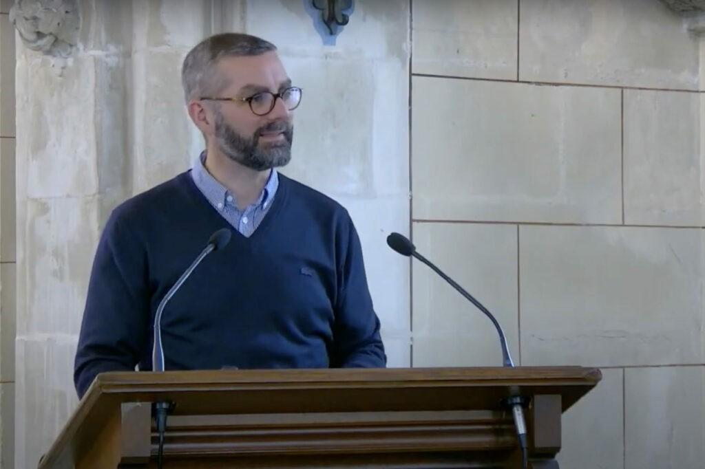 Nicolas Farelly devient le nouveau président de la FEEBF