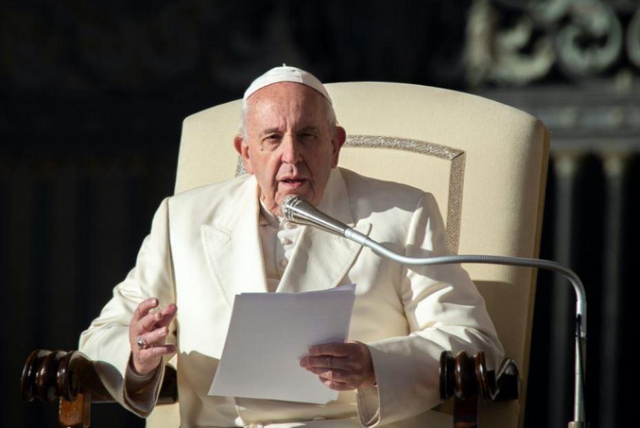 Le pape lance un appel à la prière pour la paix entre Israël et la Palestine